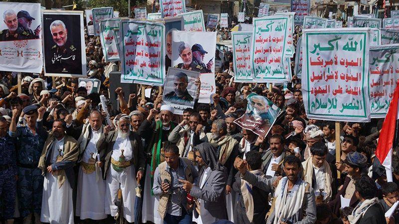 اليمن يجدد الوفاء للواء سليماني: للأمة كلها حق الرد