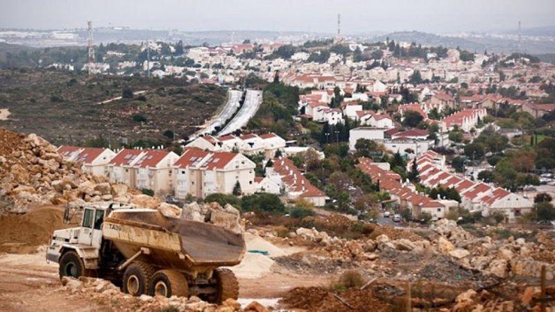 الاحتلال يوافق على بناء 1936 وحدة استيطانية جديدة في الاراضي الفلسطينية