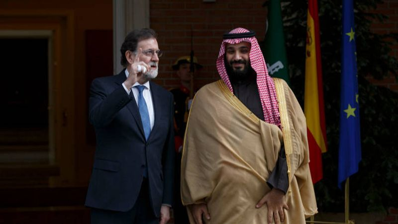 السعودية متورّطة في أكبر عملية فساد في إسبانيا