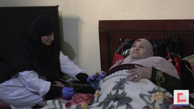 الهيئة الصحية الإسلامية تزور بيوت المساكين مداوية لجراحهم..