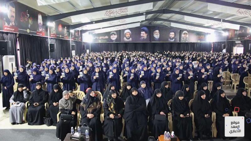 كشافة الإمام المهدي (ع) تحتفي بدليلاتها جنوباً