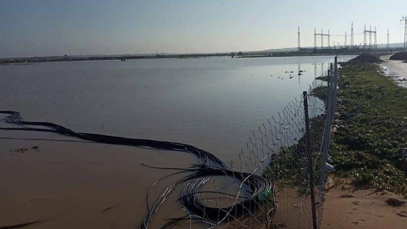 مزارعو غزة يتكبدون خسائر فادحة جراء فتح الاحتلال السدود