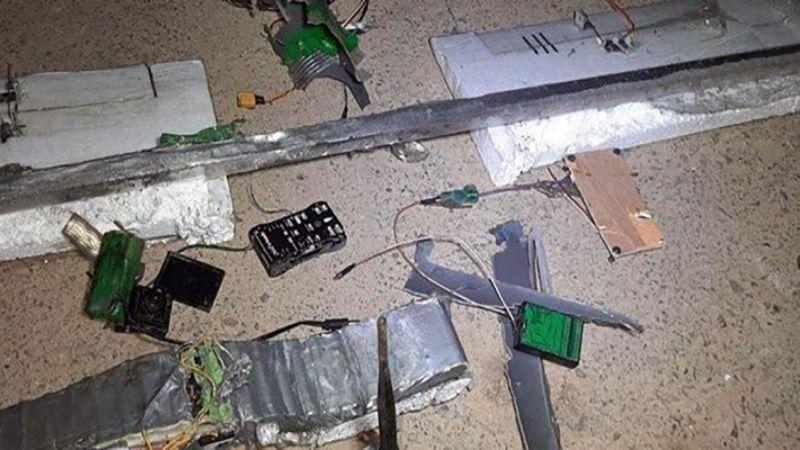 الجيش السوري يسقط طائرة مسيرة للإرهابيين بريف حماة