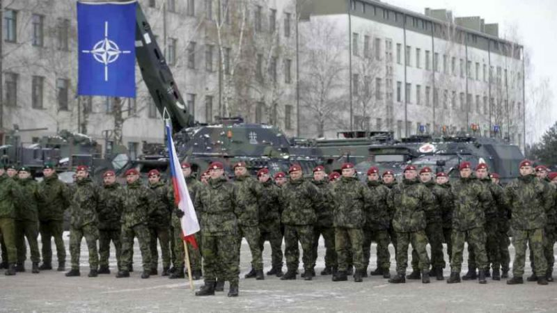 مساعٍ أميركية لتوسيع دور حلف الناتو في الشرق الأوسط