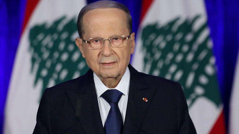 الرئيس عون: لحكومة تتبنّى برنامجًا سريعًا لحلّ الأزمة الاقتصادية