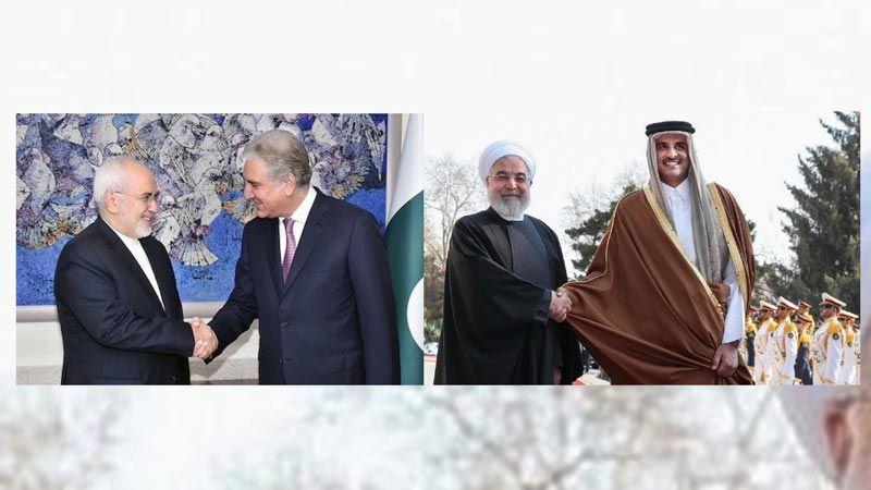 حجّ دبلوماسي الى طهران.. ماذا في تفاصيله؟