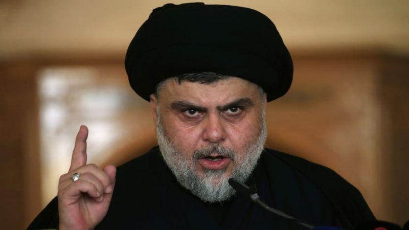 السيد مقتدى الصدر يدعو الى تظاهرة مليونية لإخراج الأميركي وفصائل الحشد تعلن تأييدها
