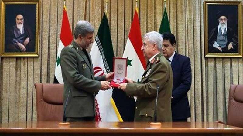 سوريا تمنح وسام بطل الجمهورية للشهيد سليماني