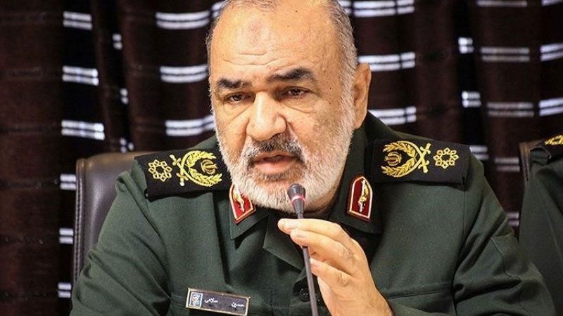 اللواء سلامي: نقف مع سوريا حتى يُغادرها جميع الأعداء