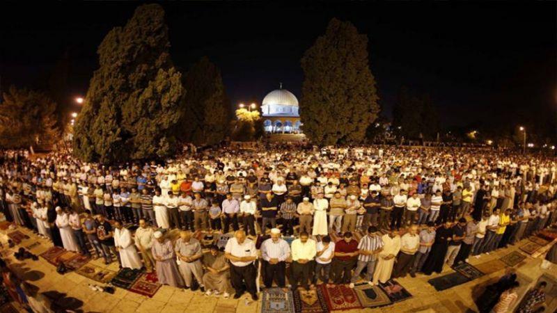 """الفلسطينيون على موعد الجُمعة مع """"حملة الفجر العظيم"""""""