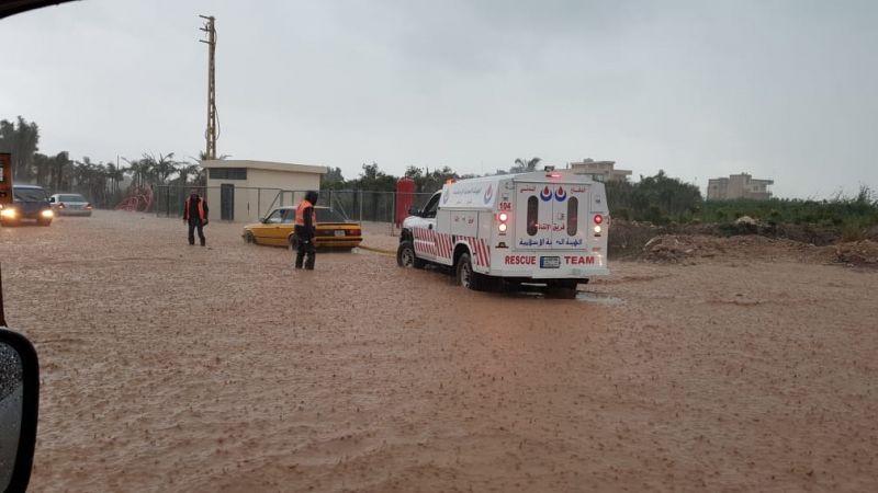 بعد العاصفة: بحث في أسباب طوفان طرقات جنوبية