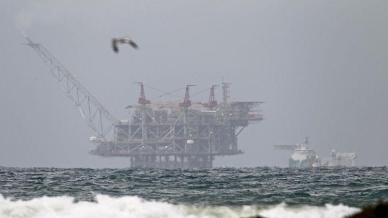 بدء تدفق الغاز الطبيعي من الأراضي المحتلة إلى مصر