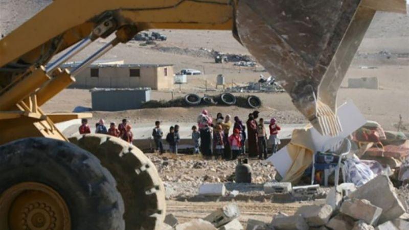 للمرة الـ172 .. الاحتلال يهدم قرية العراقيب