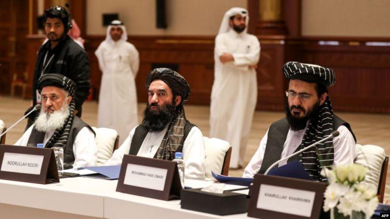 """ماذا في محادثات """"طالبان"""" والأمريكيين في الدوحة؟"""
