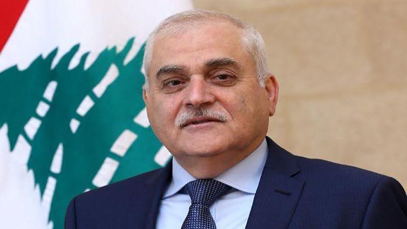 وزير الصحة: حاكم مصرف لبنان نقض الإتفاق