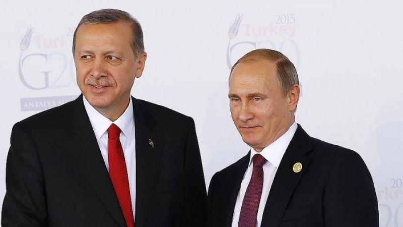 التدخل التركي في ليبيا والعلاقات التركية - الروسية