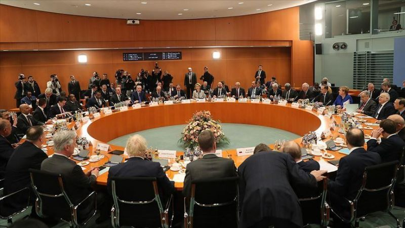 مؤتمر برلين يدعو أطراف النزاع في ليبيا الى وقف الحرب