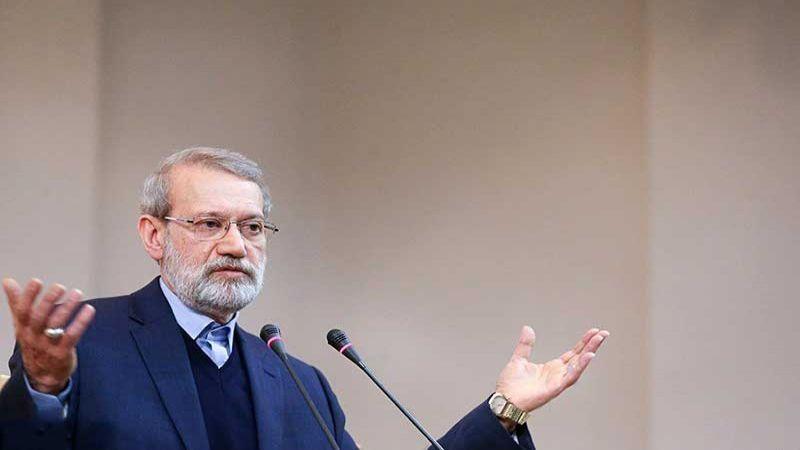 لاريجاني: إذا اتخذت أوروبا إجراء غير عادل فسنتخذ قرارات جدية بالتعامل مع الوكالة الدولية الذرية