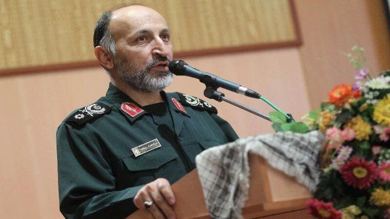 العميد محمد حجازي نائبًا لقائد فيلق القدس