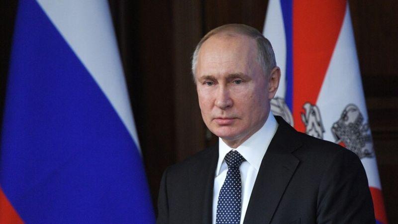 بوتين يرفع للدوما مشروع قانون التعديلات الدستورية