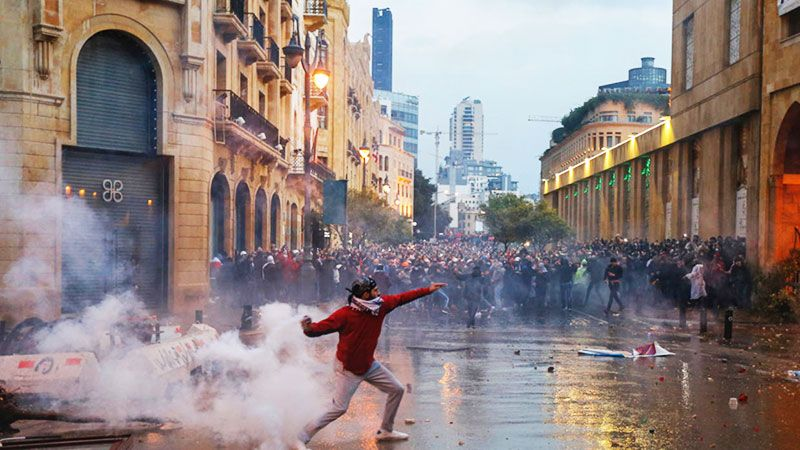 أزمة لبنان: أين يكمن الخطر ومن يتحمل المسؤولية؟
