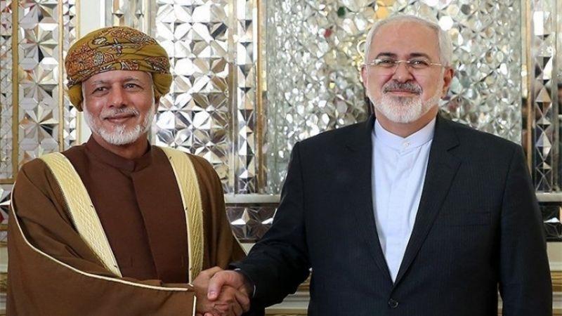 بن علوي يبدأ زيارة إلى طهران