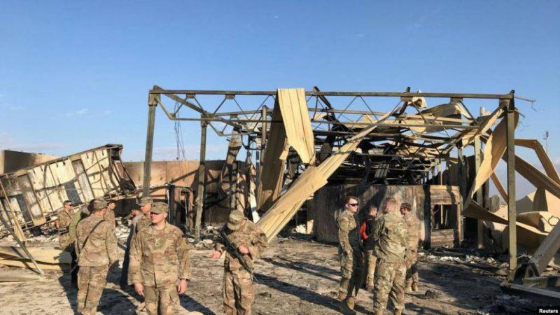 الجيش الأميركي يقرّ بإصابات جديدة في صفوف قواته في قاعدة عين الأسد