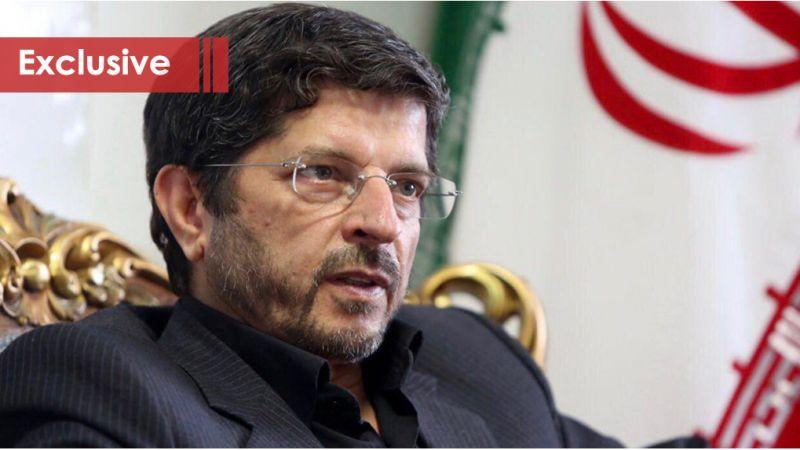 """المستشار الثقافي الايراني في لبنان يتحدث لـ""""العهد"""" عن سليماني: قائد العشق"""
