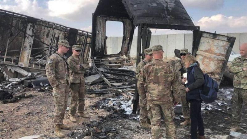 مزيدٌ من الجنود الأمريكيين يغادرون العراق بسبب إصابات مُحتملة