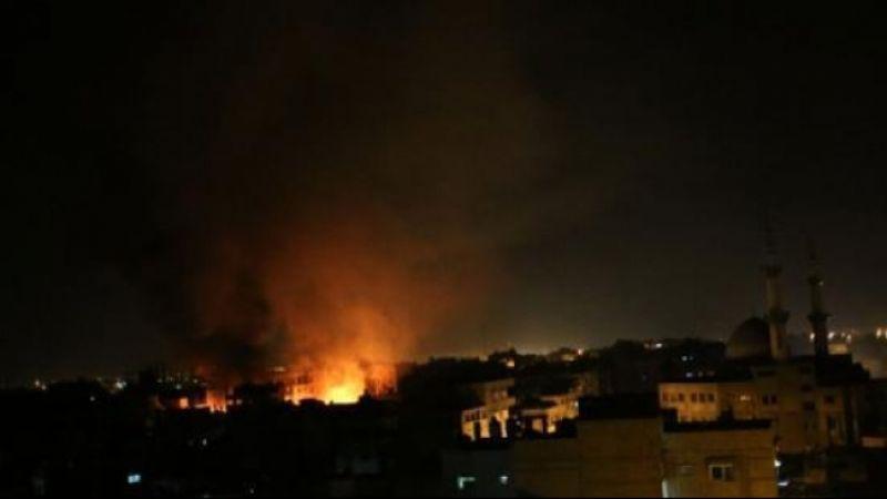 عدوان جوّي صهيوني على مواقع للمقاومة في غزة