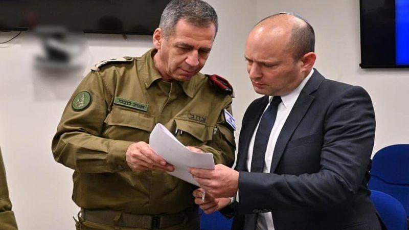 """وزير حرب العدو يصادق على خطة """"تنوفا"""" لتطوير جاهزية الجيش"""
