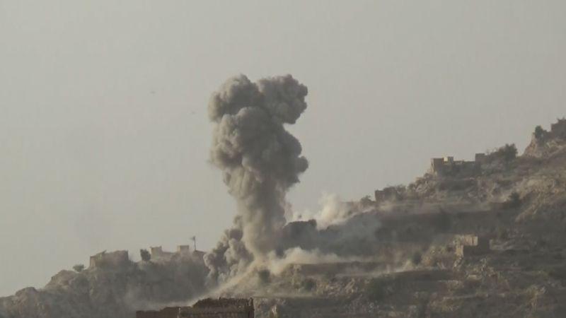 الجيش اليمني يسيطر على مدينة براقش ومناطق بين مأرب والجوف