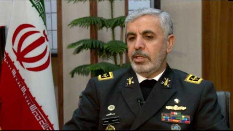 مسؤول عسكري إيراني: نرغب بتوسيع حجم المناورات مع روسيا والصين