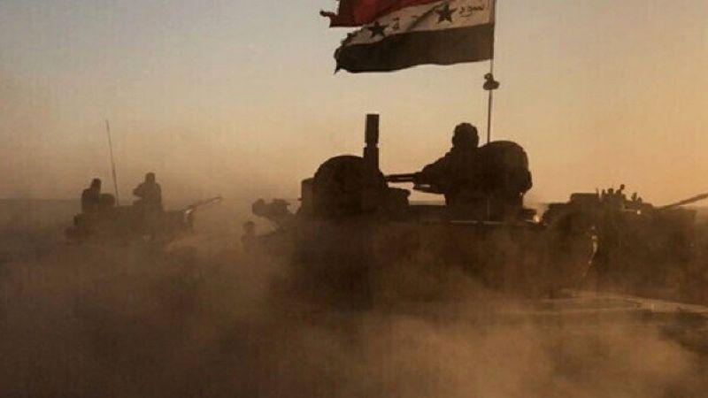 الجيش السوري يُحكم إطباقه على معرّة النّعمان