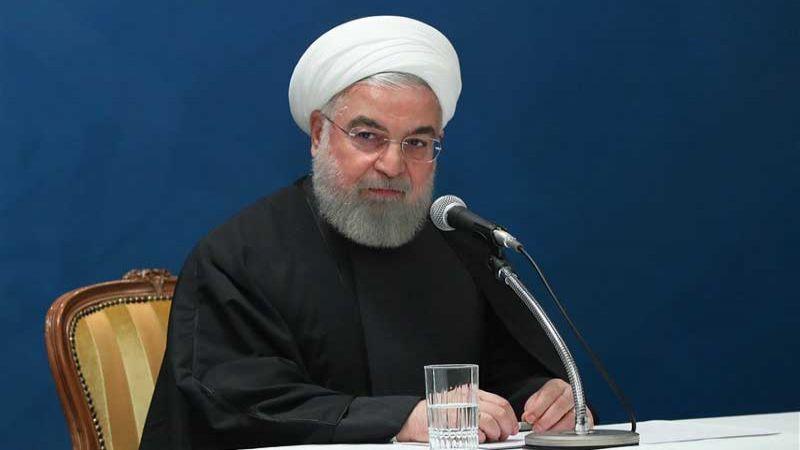 """روحاني: لهذا قرر ترامب و""""اسرائيل"""" والسعودية اغتيال الاتفاق النووي"""