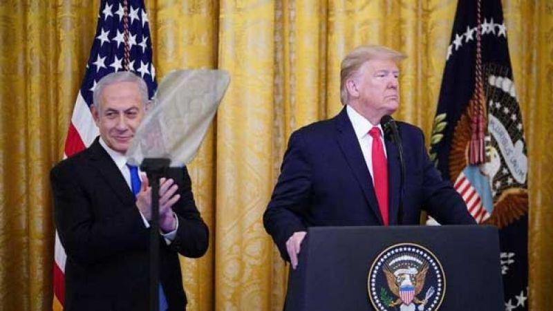 """ترامب يعلن عن صفقة القرن: القدس ستبقى عاصمة غير مجزأة لـ""""إسرائيل"""""""