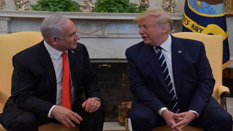 """ترامب ونتنياهو يلتقيان قُبيل إعلان """"صفقة القرن"""""""