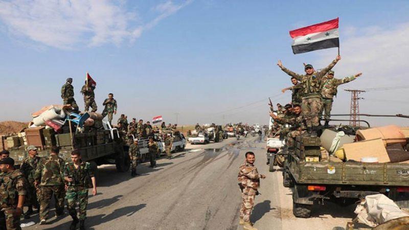 قيادة الجيش السوري: استعادة معرة النعمان و28 بلدة من يد الإرهابيين