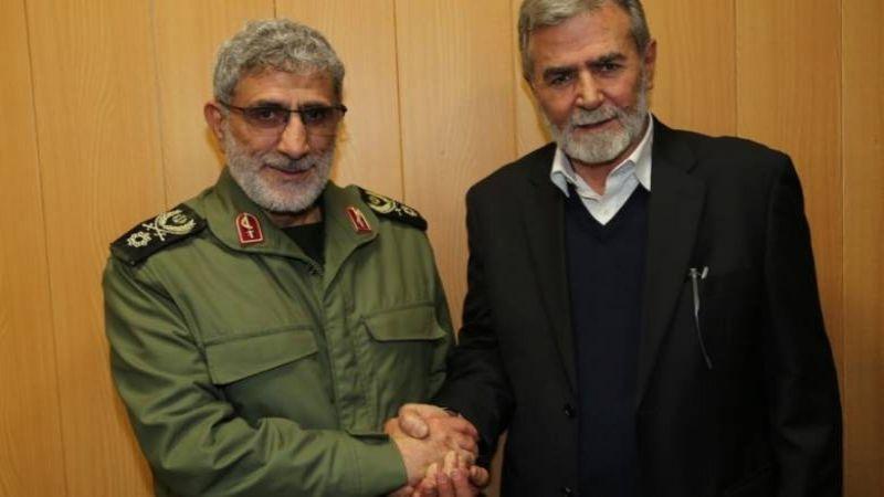 """قائد فيلق القدس: إيران جاهزة لإفشال """"صفقة القرن"""""""