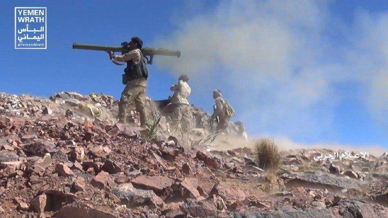 بالصور: عدسة الإعلام الحربي توثّق تحرير نهم ضمن عملية البنيان المرصوص