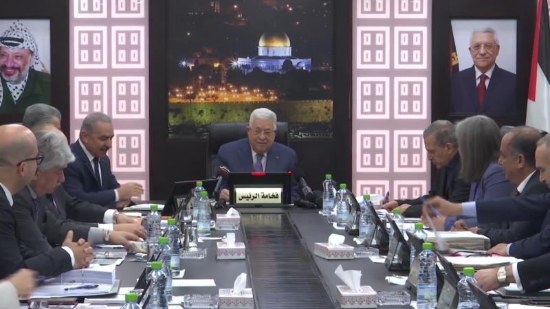 عباس سيوقف التنسيق الأمني مع الاحتلال