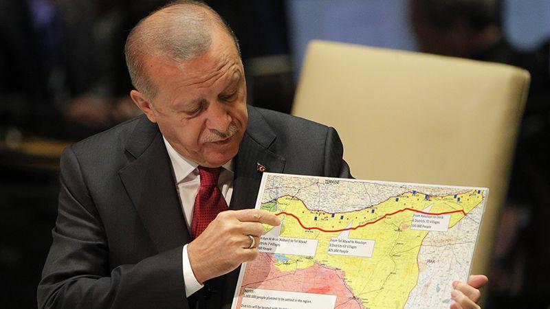 أردوغان يتوعد .. والجيش السوري يحطم أحلامه في الميدان