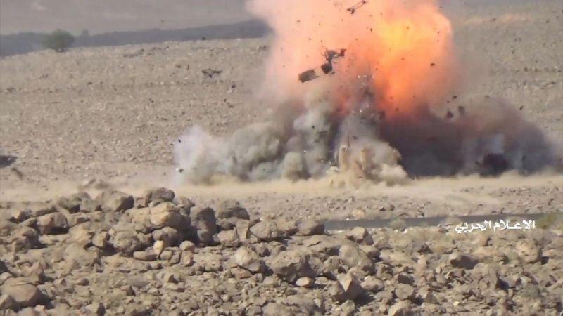 بالفيديو: عملية تحرير جبل صلب الإستراتيجي في اليمن