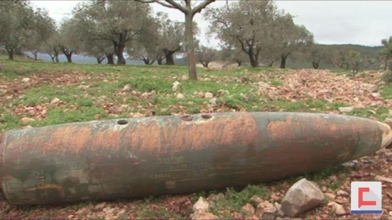 إعتداء جديد على السيادة: صاروخ اسرائيلي في خراج السريرة في البقاع الغربي
