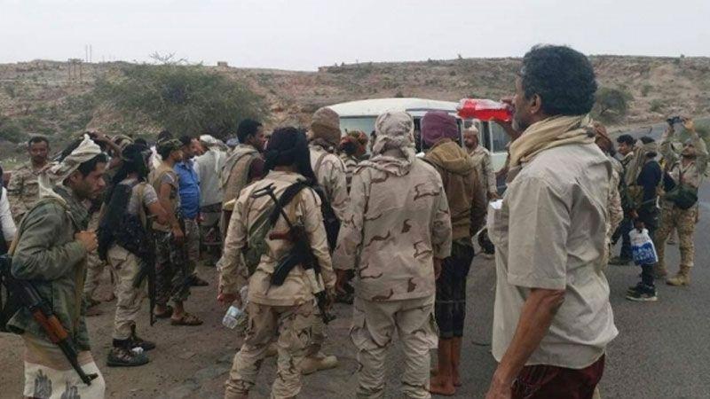 تحرير 4 أسرى يمنيين في عملية تبادل