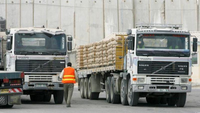 الاحتلال يمنع تصدير المنتجات الزراعية الفلسطينية إلى الأردن حتى إشعار آخر