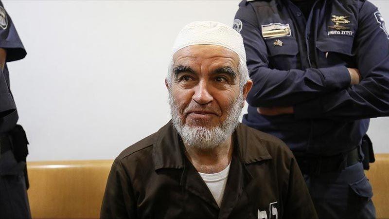 محكمة الإحتلال تقضي بسجن الشيخ رائد صلاح 28 شهرا