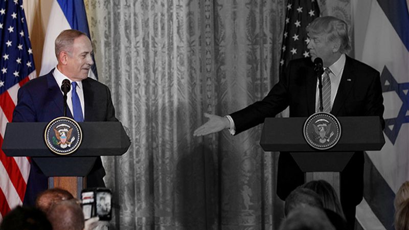 """هآرتس"""": ترامب زرع الفوضى في الشرق الأوسط"""