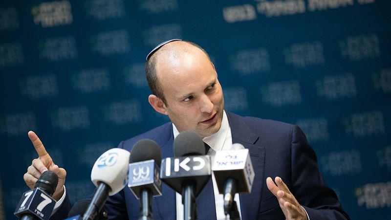 """إيران.. مادة انتخابية لوزير الحرب """"الاسرائيلي"""""""