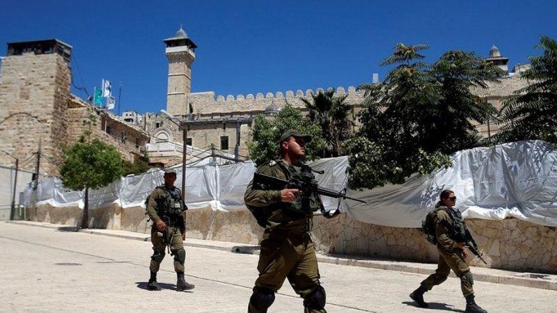 الاحتلال يقتحم الحرم الإبراهيمي الشريف